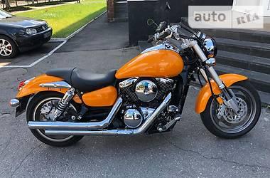 Kawasaki Mean Streak 2003 в Білій Церкві