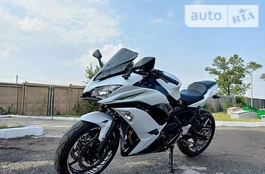 Мотоцикл Спорт-туризм Kawasaki Ninja 650R 2017 в Одессе