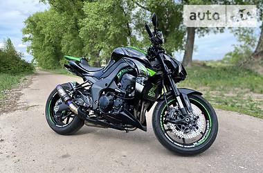 Мотоцикл Без обтекателей (Naked bike) Kawasaki Z 1000 2014 в Барышевке