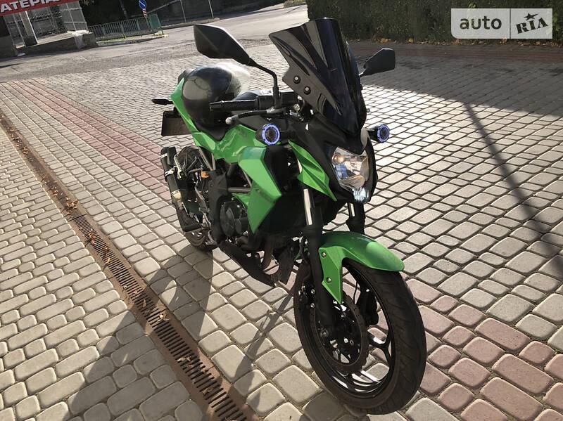 Kawasaki Z 250SL 2016 в Киеве