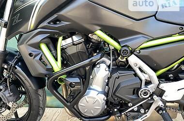 Мотоцикл Без обтікачів (Naked bike) Kawasaki Z 650 2017 в Одесі