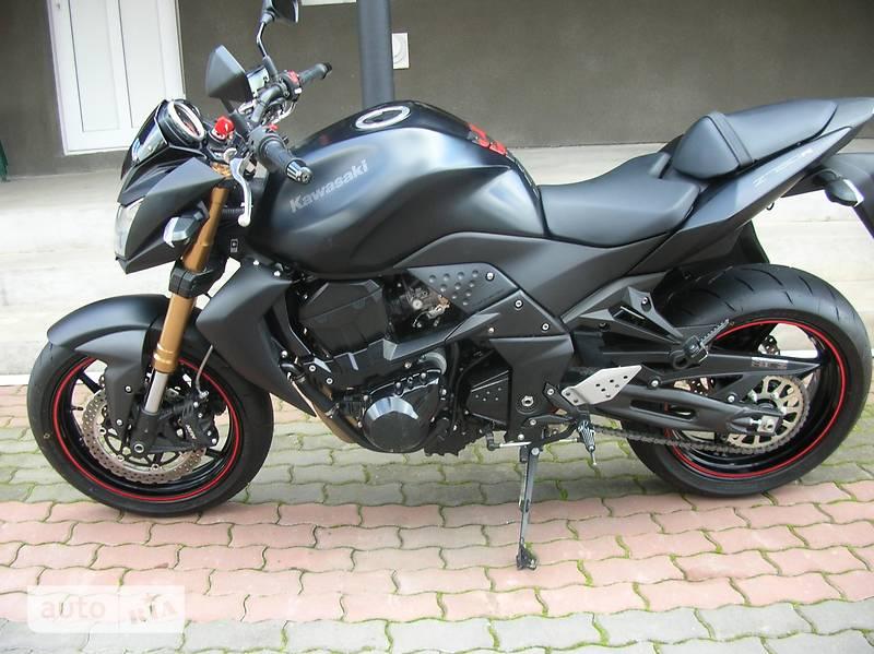 RIA Z750R Black Edition 2012 4200