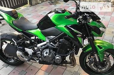 Kawasaki Z 2017 в Снятине