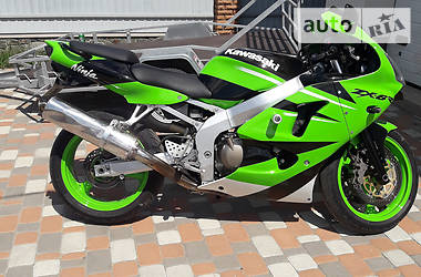 Kawasaki ZXR 2000 в Сарнах