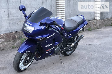 Мотоцикл Спорт-туризм Kawasaki ZZR 400 1997 в Василькові
