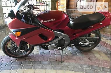 Kawasaki ZZR 2000 в Верховине