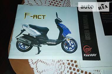 Keeway F-Act 2002 в Згуровке