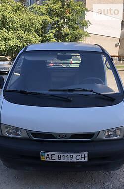 Легковий фургон (до 1,5т) Kia Pregio груз. 2003 в Дніпрі