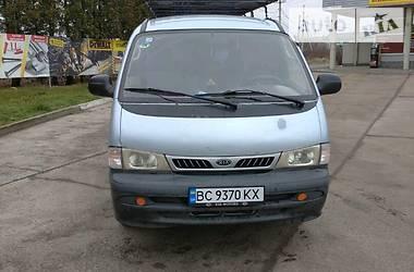Kia Pregio пасс. 2003 в Львове