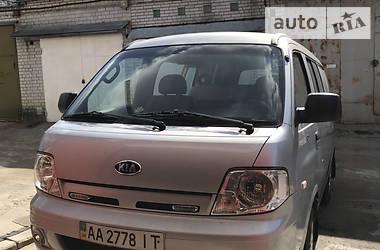 Легковой фургон (до 1,5 т) Kia Pregio пасс. 2005 в Киеве