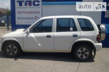 Kia Sportage 1996 в Донецке
