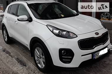 Kia Sportage AWD Business 2.0D AT 2016