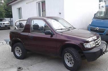 Kia Sportage 2002 в Каменец-Подольском