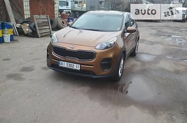 Внедорожник / Кроссовер Kia Sportage 2016 в Киеве