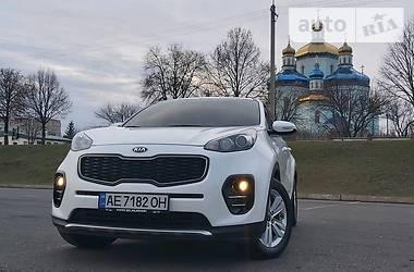 Kia Sportage 2017 в Кривом Роге