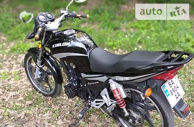 Мотоцикл Спорт-туризм Kinlon Comanche 2017 в Знаменке