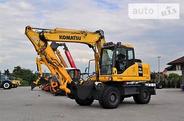 Komatsu PW 2007 в Ровно