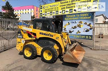 Komatsu SK 2011 в Житомире