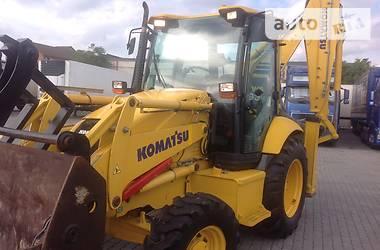 Komatsu WB 95R - 5 2008