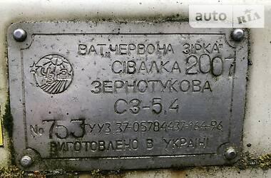 Красная звезда СЗ-5,4 2007 в Пулинах
