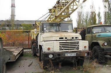 КрАЗ 250 КС 4561 1988