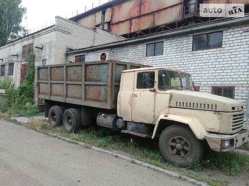 КрАЗ 250 1991 в Кременчуге