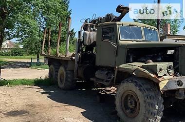 КрАЗ 255 1989 в Бориславі