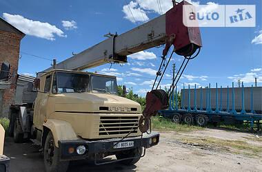 КрАЗ 255 1990 в Полтаве