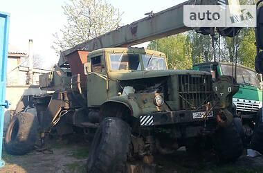 КрАЗ 255 1989 в Кременчуге