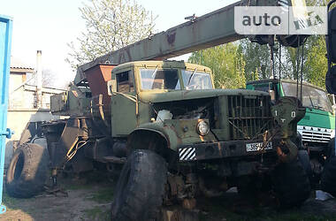 КрАЗ 255 1989 в Баре