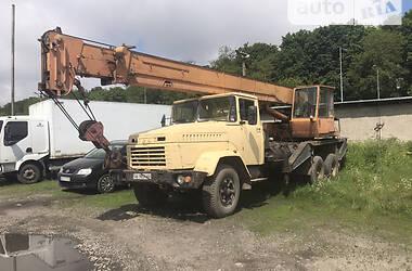 Автокран КрАЗ 255 1986 в Виннице