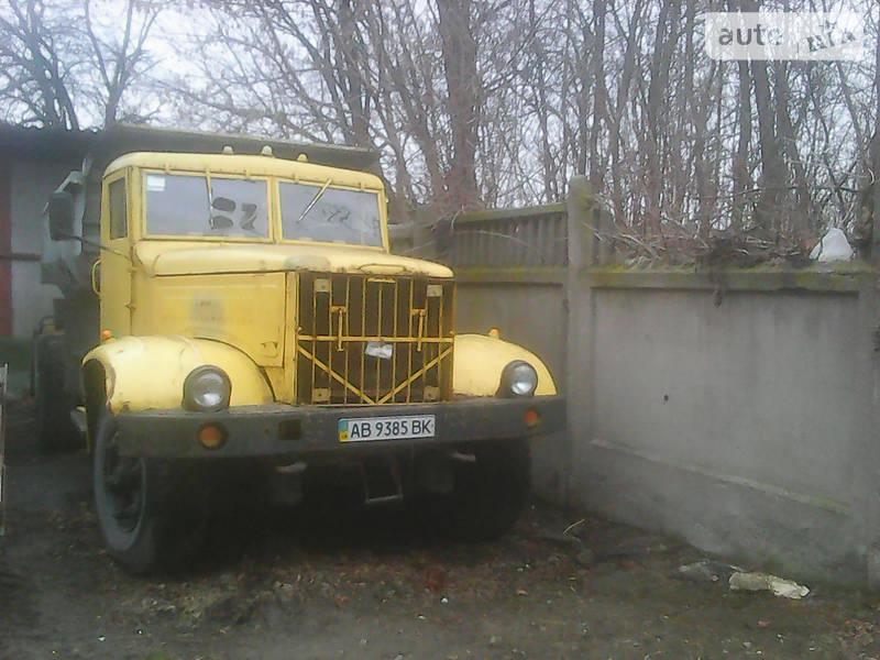 КрАЗ 256 1993 в Виннице