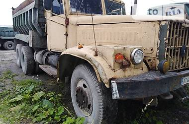 КрАЗ 256 1987 в Ивано-Франковске