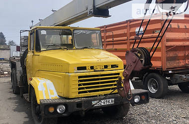 КрАЗ 256 1993 в Києві