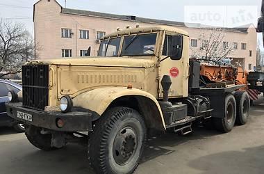 КрАЗ 258 1991 в Киеве