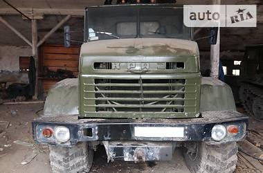 КрАЗ 260 1995 в Рахове
