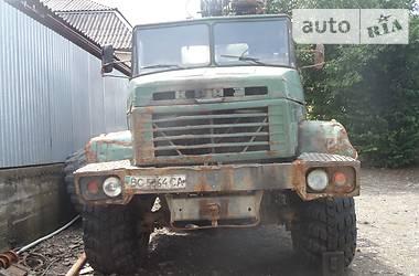 КрАЗ 260 1992 в Ужгороде