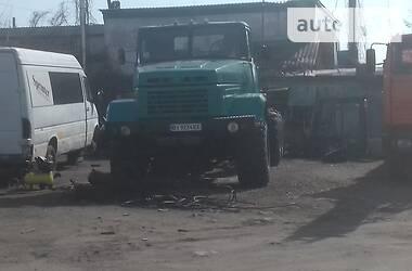 КрАЗ 260 1992 в Кременчуге