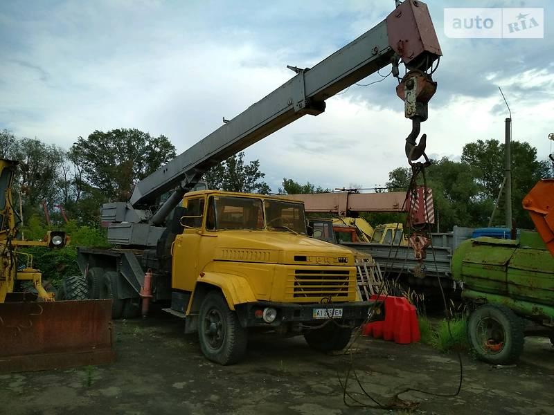 КрАЗ 3575 1993 в Киеве