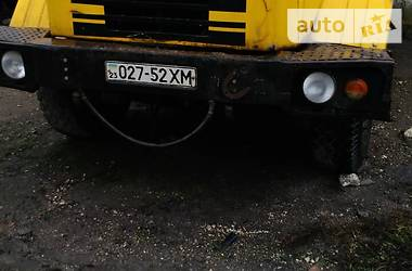 КрАЗ 6230 1991 в Волочиске