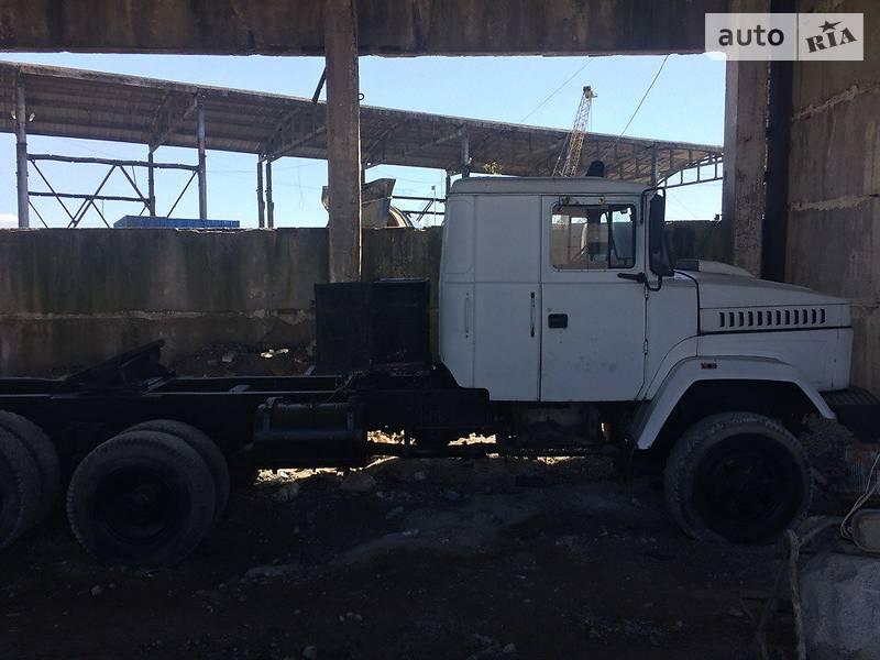 КрАЗ 6443 1993 в Виннице