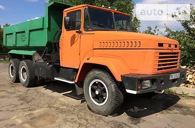 КрАЗ 6510 1992 в Березному