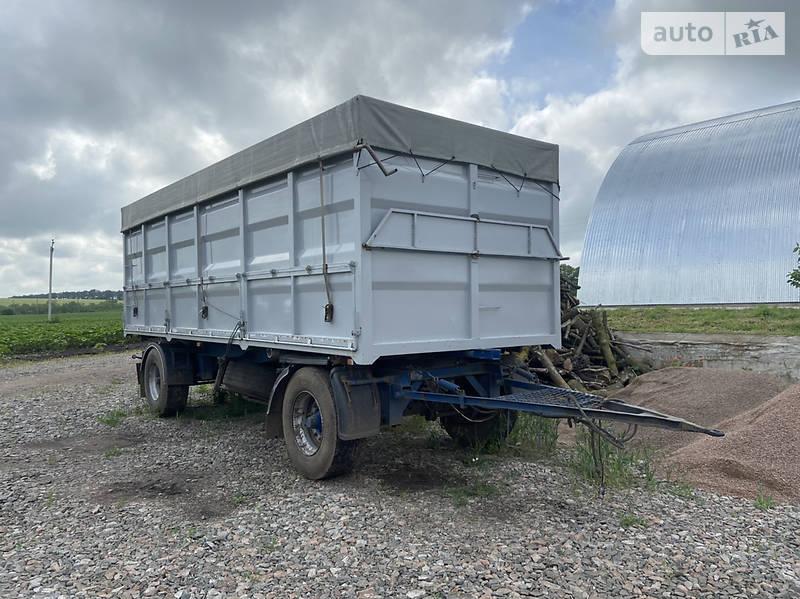 Зерновоз - прицеп Krone AZW 1985 в Первомайске