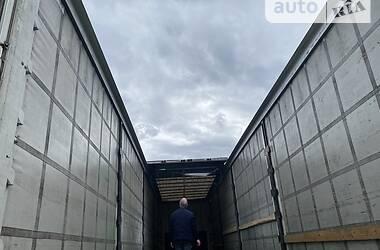 Тентованный борт (штора) - полуприцеп Krone Profi Liner 2011 в Калуше