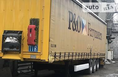Бортовий напівпричіп Krone SDP 27 2004 в Харкові