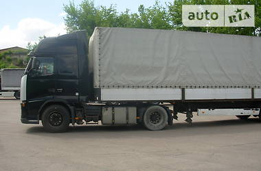 Тентованный борт (штора) - полуприцеп Krone SDP 27 2007 в Ровно