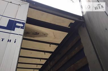 Тентованный борт (штора) - полуприцеп Krone ZZ 2008 в Чернигове