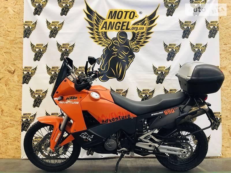 Мотоцикл Позашляховий (Enduro) KTM 990 Adventure 2006 в Харкові