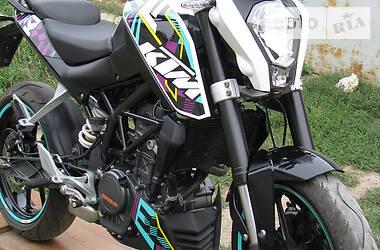 Мотоцикл Без обтекателей (Naked bike) KTM Duke 2014 в Жмеринке
