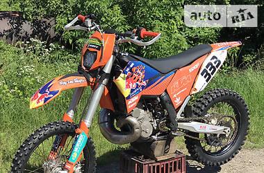 KTM EXC 2010 в Калуше